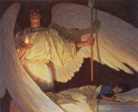 Ангелы-хранители в ночи