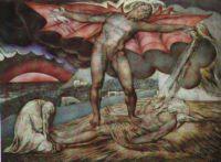 Сатана, изъязвляющий тело Иова