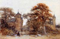 Замок Вестховен в Домбурге