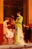 Торговка драгоценностями в Помпее