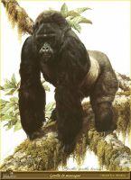 Горная горилла