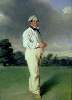 Альфред Минн (1807-61), игрок в крикет
