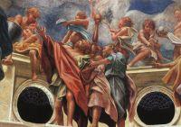 Успение Богородицы (Апостолы, фрагмент)