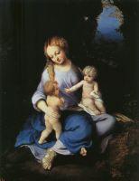 Мадонна с младенцем и молодой Святой Иоанн