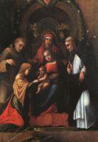 Мистическое обручение святой Екатерины