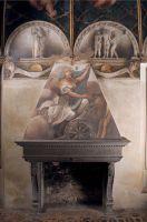 Фрески в монастыре Святого Павла в Парме