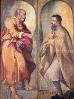 Праведный Иосиф и даритель
