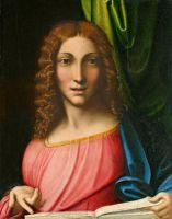 Спаситель мира (Salvator Mundi)