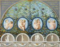Дизайн для фрески потолка