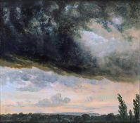 Облака, эскиз
