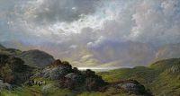 Шотландский пейзаж