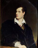 Лорд Байрон (с портрета кисти Томаса Филлипса, написанного в 1814 году)