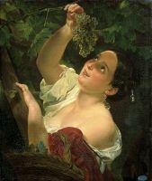 «Итальянский полдень», К.Брюллов, Русский музей