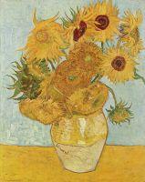 «Подсолнухи», Ван Гог,1888