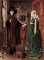 «Портрет четы Арнольфини», Ян ван Эйк, 1434,