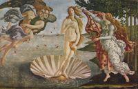 «Рождение Венеры», Сандро Боттичелли, ок. 1485,