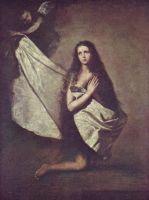 «Святая Инесса», Хосе Рибера
