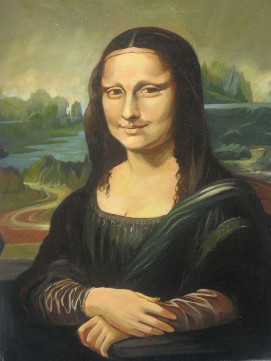 Мона Лиза Джаконда
