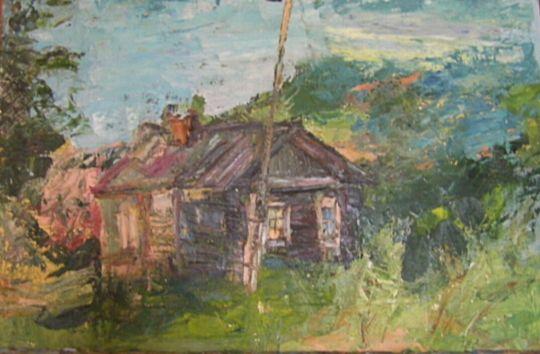 Деревня Кононово.