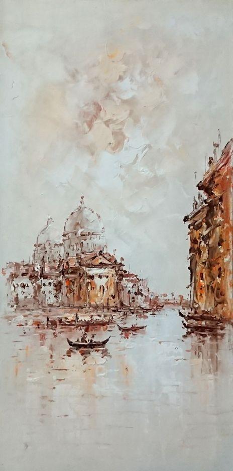 Венеция.худ.Р.Смородинов