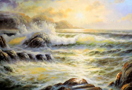 Море.худ.С.Минаев