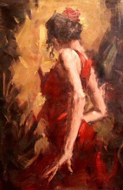Танец.худ.Луис Гарсия
