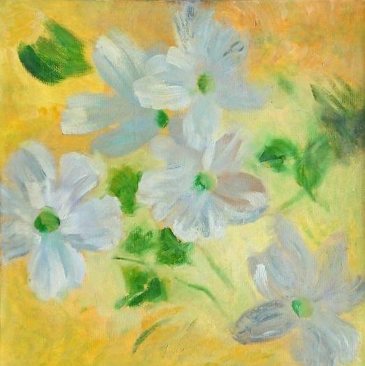 Цветы.худ.Антонио Джанильятти