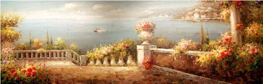 Вид на море.худ.С.Минаев