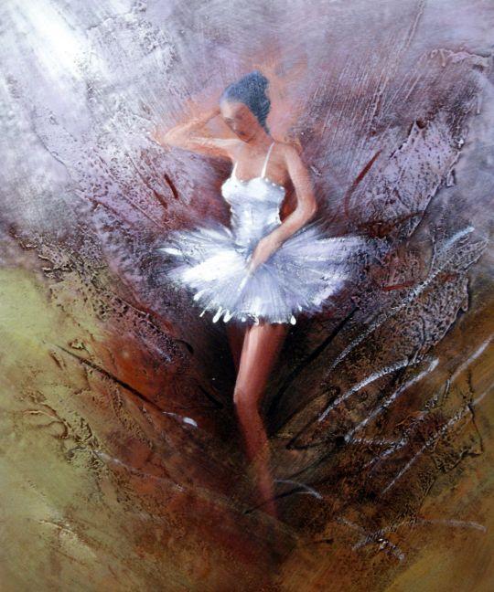 Балерина.худ.С.Минаев