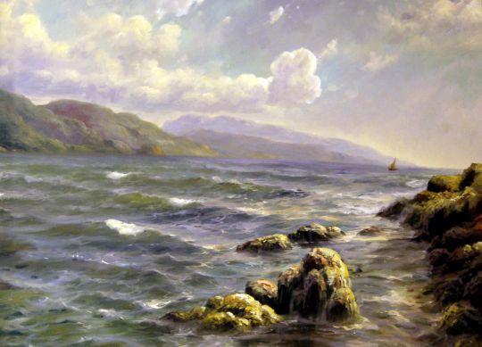 Море.худ.Р.Смородинов