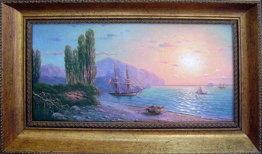 Крымский вид.