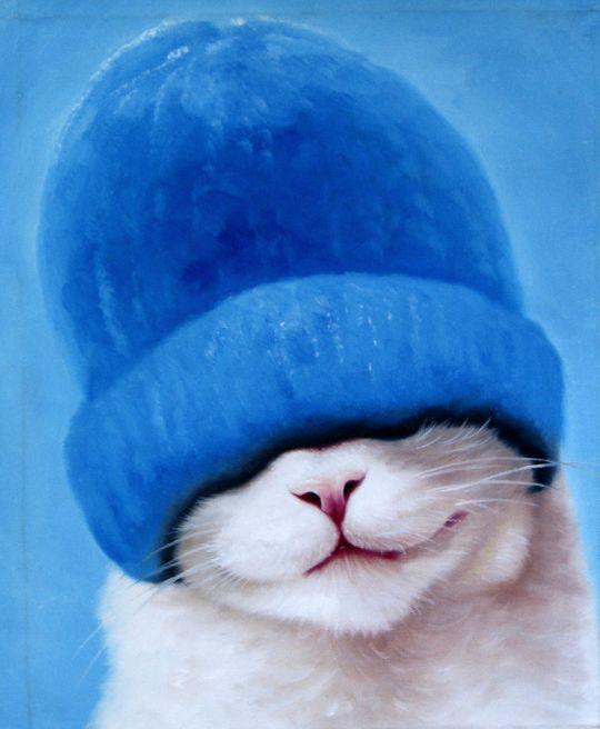 Котик.худ.Т.Бруно