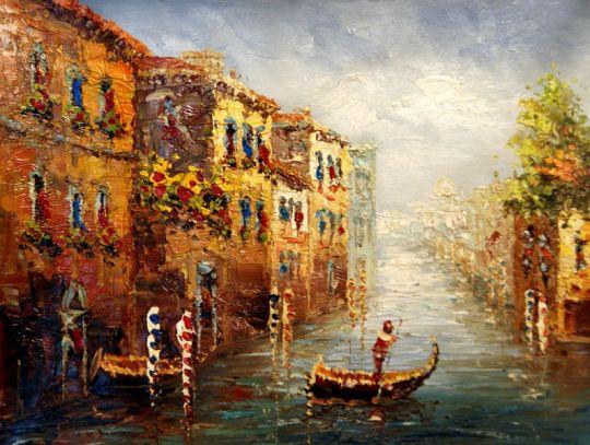 Венеция.худ.Т.Бруно