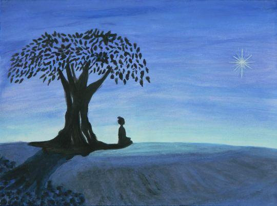 Будда на рассвете