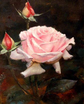 Роза.худ.А.Бруно