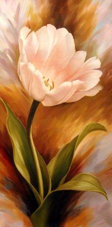 Тюльпан.худ.А.Бруно