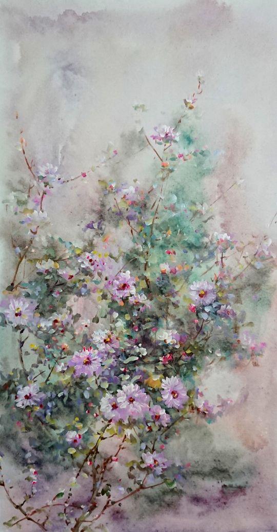В саду.худ.А.Джанильятти