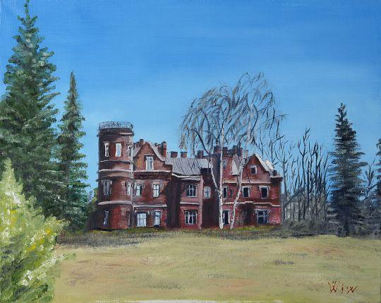 Замок князей Щербатовых