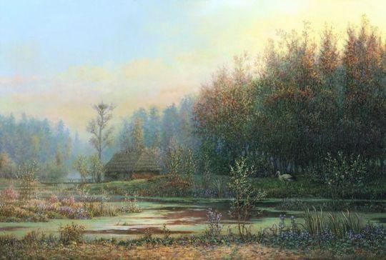 На окраине хутора