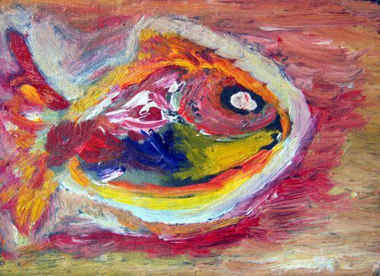 Рыба приносящая удачу VI