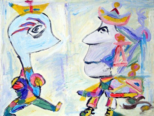 Химеры Пикассо