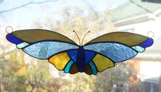 Бабочка Майя