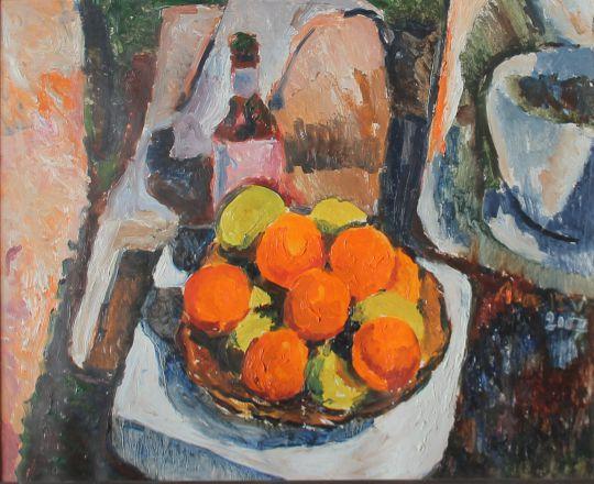 Апельсины и лимоны(Oranges and Lemons)