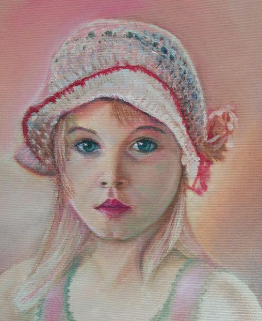 Портрет дочки