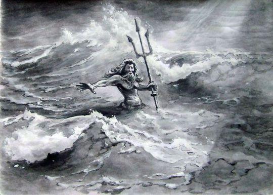 Прогулка Нептуна.