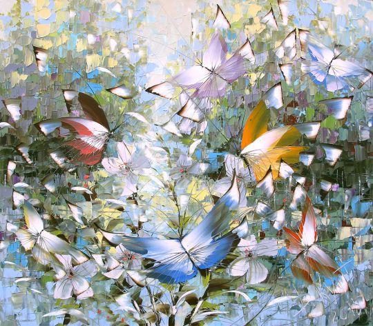 Утренняя мозаика