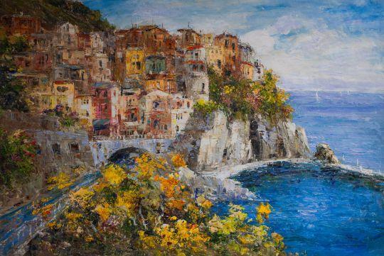 Итальянские каникулы N2