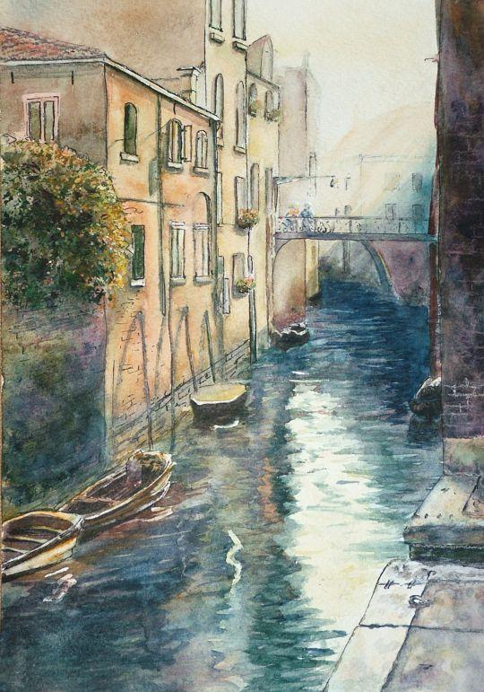 Венеция. Сентябрь.