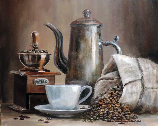Кофе...