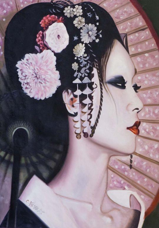 Memoirs of a Geisha. В поисках красоты. Мой взгляд. N11